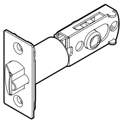 83517 - SCAL Adjustable Square Drive UL 3 hour Latch