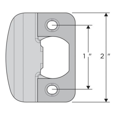 Image for 83534 - Plainlatch and Deadlatch Strike