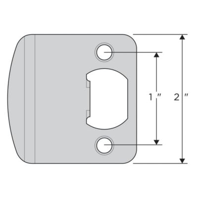 Image for 83536 - Plainlatch and Deadlatch Strike