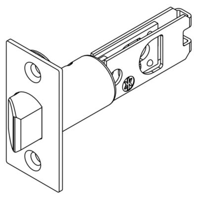 84254 - WFPL Specialty Plainlatches UL 3 hour