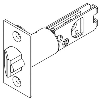 84255 - WFDL Specialty Deadlatches UL 3 hour