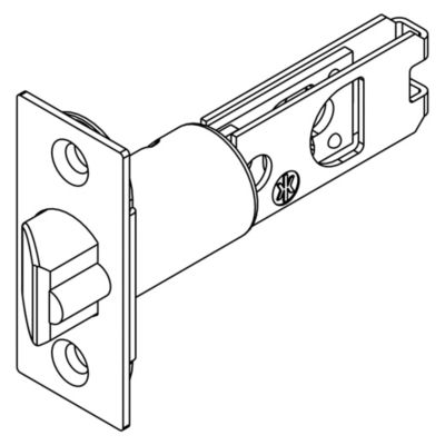 84292 - SCDL Specialty Deadlatches UL 3 hour