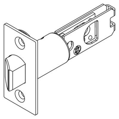 Image for 84294 - WFPL Specialty Plainlatches UL 3 hour