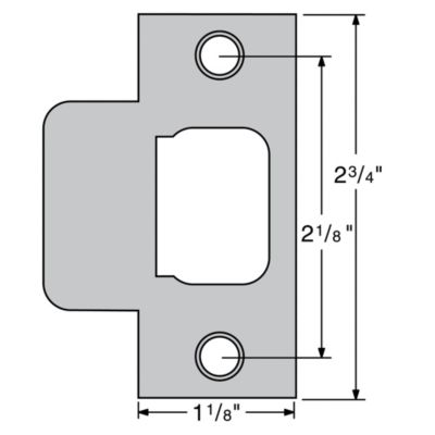 Image for 84632 - Deadbolt Strike