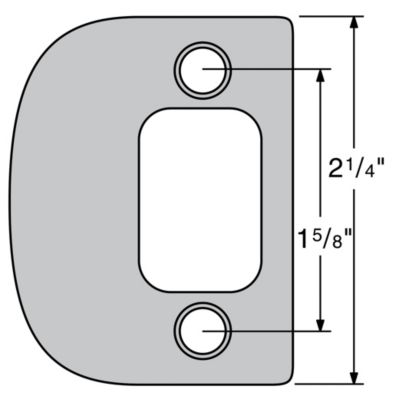 Image for 84638 - Deadbolt Strike