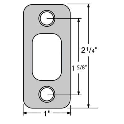 Image for 85063 - Deadbolt Strike