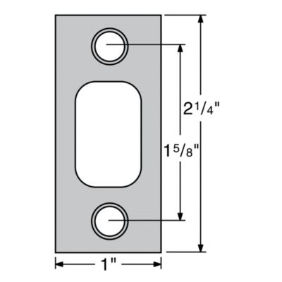 Image for 85072 - Deadbolt Strike