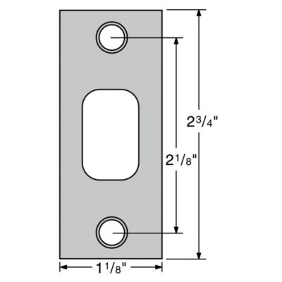 Image for 85278 - Deadbolt Strike