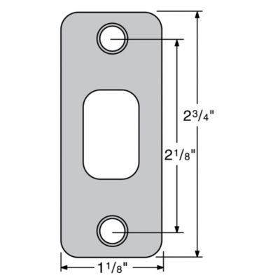 Image for 85279 - Deadbolt Strike