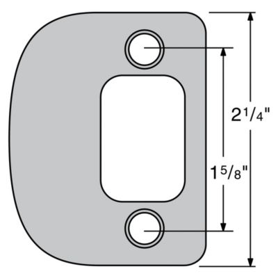 Image for 85303 - Deadbolt Strike