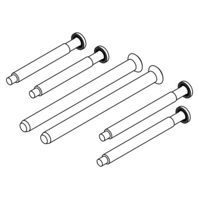 86151 - Handleset Screw Pack