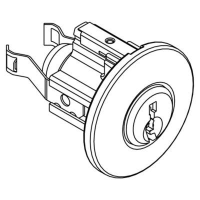 90009 - Knob Cylinders