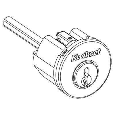 90009 - Deadbolt Cylinder
