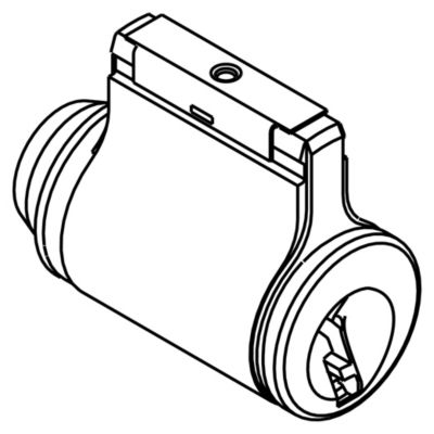 Image for 90009 - Lever Cylinders