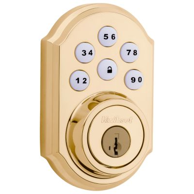 Image for 909 SmartCode Traditional Electronic Deadbolt