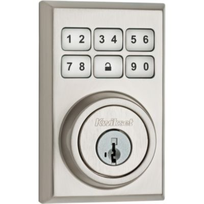 910 SmartCode Contemporary Electronic Deadbolt with Zigbee Technology