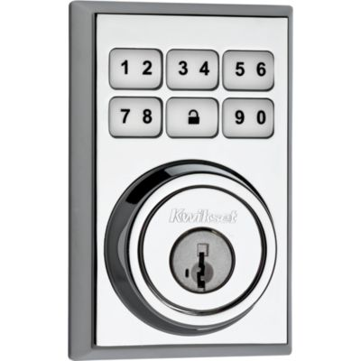 Image for 910 SmartCode Contemporary Electronic Deadbolt with Z-Wave Technology