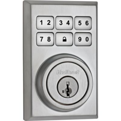910 SmartCode Contemporary Electronic Deadbolt with Z-Wave Technology