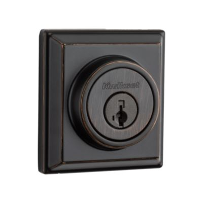 Image for Signature Series Deadbolt (Round) with Home Connect with Z-Wave Technology