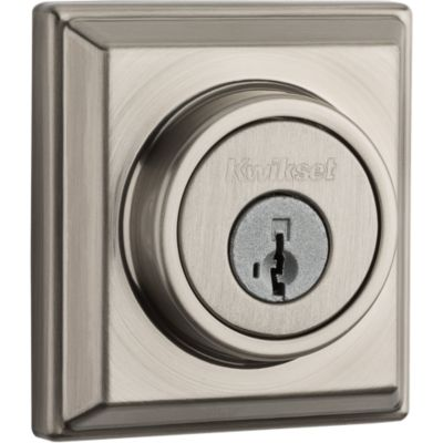 Satin Nickel 910 Smartcode Contemporary Electronic