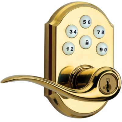 Image for 911 SmartCode Electronic Tustin Lever