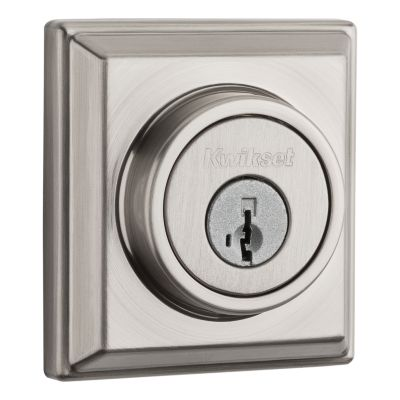 Image for Signature Series Deadbolt (Square) with Home Connect with Z-Wave 500 Technology