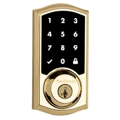 915 Smartcode Traditional Electronic Deadbolt
