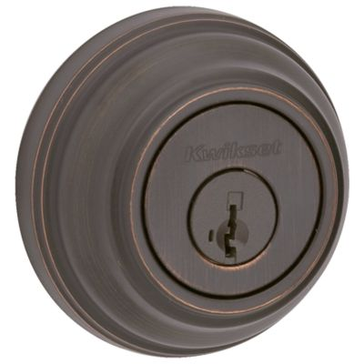 980 Deadbolt - Keyed One Side