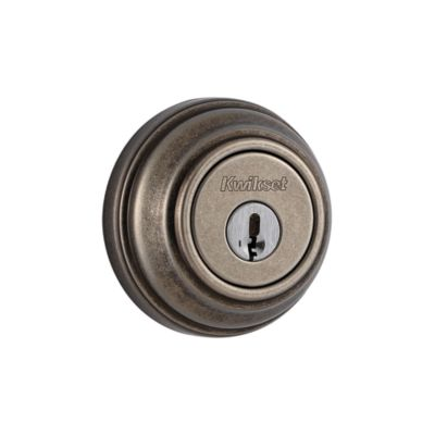 Image for 980 Deadbolt - Keyed One Side - featuring SmartKey