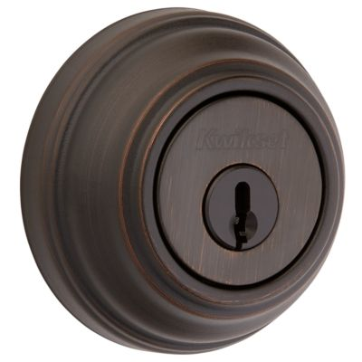 Image for 985 Deadbolt - Keyed Both Sides - with Pin & Tumbler