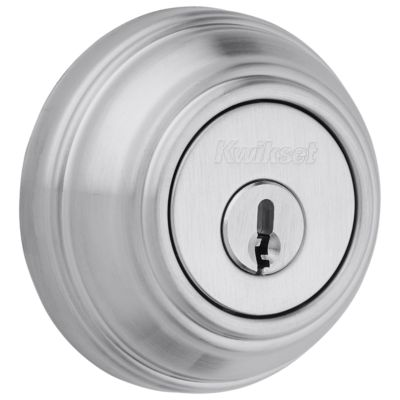 985 Deadbolt - Keyed Both Sides - with Pin & Tumbler