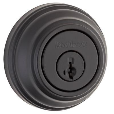 985 Deadbolt - Keyed Both Sides - featuring SmartKey