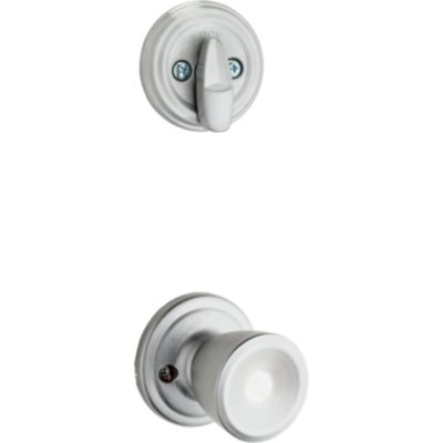 Abbey and Deadbolt Interior Pack - Deadbolt Keyed One Side - for Signature Series 800 and 814 Handlesets