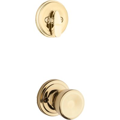 Image for Abbey and Deadbolt Interior Pack - Deadbolt Keyed One Side - for Signature Series 800 and 814 Handlesets