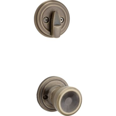 Product Image for Abbey and Deadbolt Interior Pack - Deadbolt Keyed One Side - for Signature Series 800 and 814 Handlesets