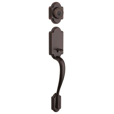 Image for Arlington Handleset - Deadbolt Keyed Both Sides (Exterior Only) - featuring SmartKey