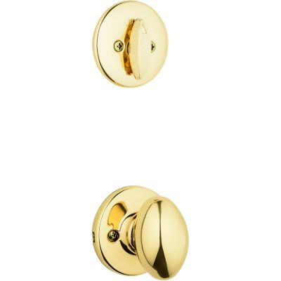 Aliso and Deadbolt Interior Pack - Deadbolt Keyed One Side - for Kwikset Series 687 Handlesets