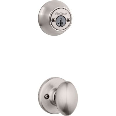 Product Image for Aliso and Deadbolt Interior Pack - Deadbolt Keyed Both Sides - for Kwikset Series 689 Handlesets