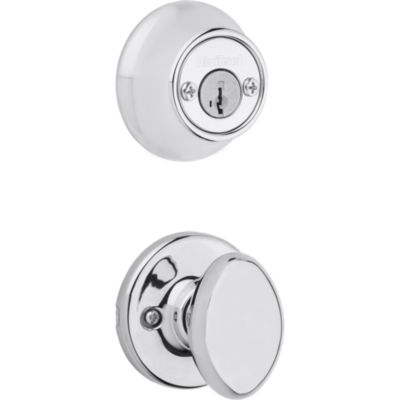 Aliso and Deadbolt Interior Pack - Deadbolt Keyed Both Sides - for Kwikset Series 689 Handlesets