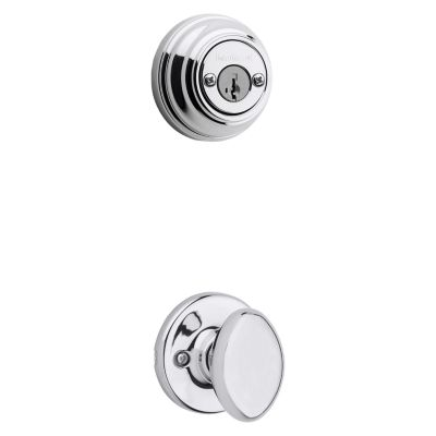 Image for Aliso and Deadbolt Interior Pack - Deadbolt Keyed Both Sides - featuring SmartKey - for Signature Series 801 Handlesets