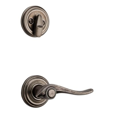 Image for Avalon and Deadbolt Interior Pack - Left Handed - Deadbolt Keyed One Side - for Signature Series 800 and 814 Handlesets