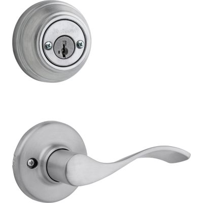 Image for Balboa and Deadbolt Interior Pack - Left Handed - Deadbolt Keyed Both Sides - featuring SmartKey - for Signature Series 801 Handlesets