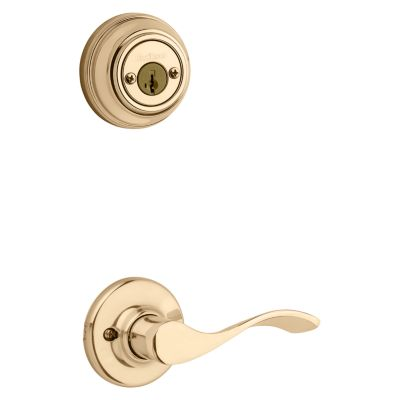 Product Image for Balboa and Deadbolt Interior Pack - Left Handed - Deadbolt Keyed Both Sides - featuring SmartKey - for Signature Series 801 Handlesets