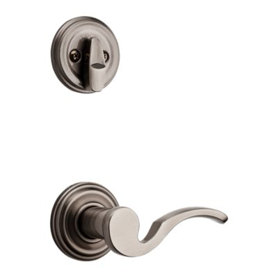 Image for Brooklane and Deadbolt Interior Pack - Left Handed - Deadbolt Keyed One Side - for Signature Series 800 and 814 Handlesets