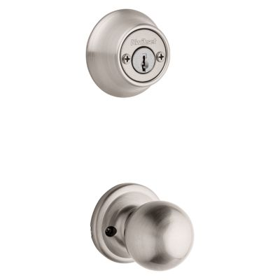Product Image for Circa and Deadbolt Interior Pack - Deadbolt Keyed Both Sides - with Pin & Tumbler - for Kwikset Series 689 Handlesets