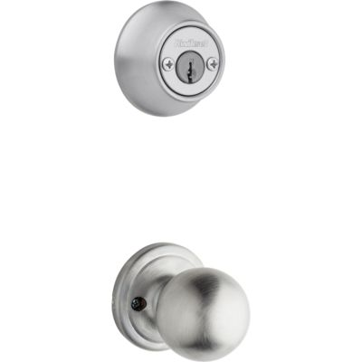Circa and Deadbolt Interior Pack - Deadbolt Keyed Both Sides - with Pin & Tumbler - for Kwikset Series 689 Handlesets