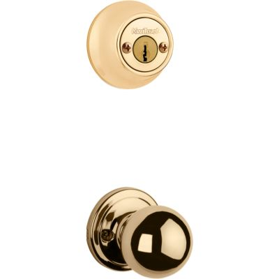 Image for Circa and Deadbolt Interior Pack - Deadbolt Keyed Both Sides - with Pin & Tumbler - for Kwikset Series 689 Handlesets