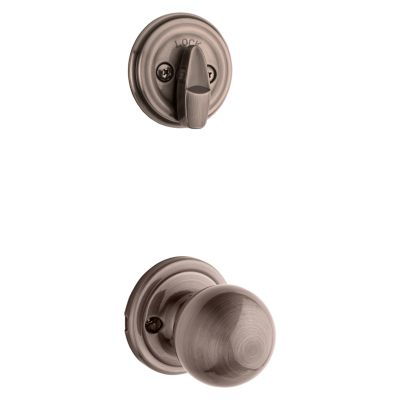 Product Image for Circa and Deadbolt Interior Pack - Deadbolt Keyed One Side - for Signature Series 800 and 814 Handlesets
