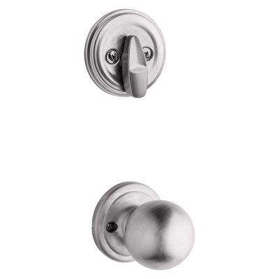 Circa and Deadbolt Interior Pack - Deadbolt Keyed One Side - for Signature Series 800 and 814 Handlesets