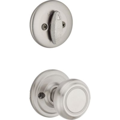 Cameron and Deadbolt Interior Pack - Deadbolt Keyed One Side - for Kwikset Series 687 Handlesets
